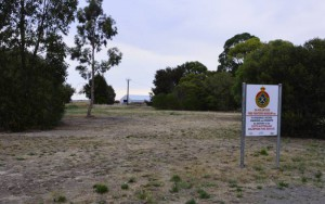 This is the site for the Museum, Kingston Ave at Naracoorte