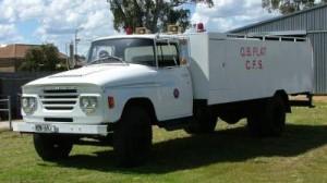 OB Flat Dodge
